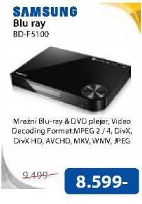 Bluray plejer BD-F5100