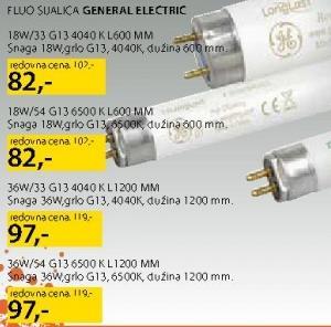 Fluo Sijalica 36W/33 G13 General Electric