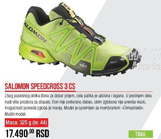 Patike Speedcross 3 cs