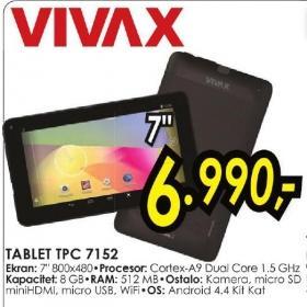 Tablet Tpc 7152