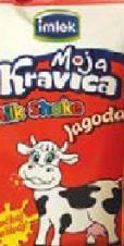 Milk shake jagoda