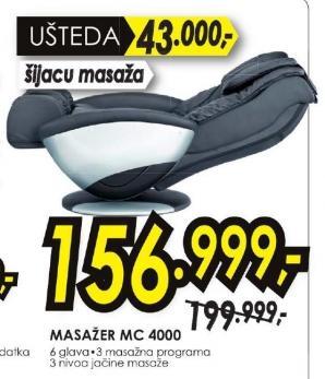 Masažer MC4000
