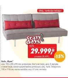 Sofa Ryan