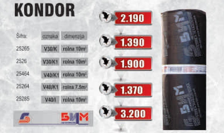 Kondor V30/K1