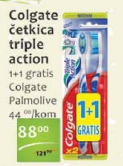 Četkica za zube Triple action
