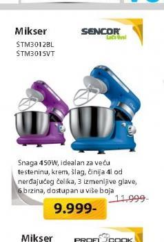 Mikser STM3015VT