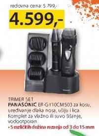Trimer Set ER GY10CM5063