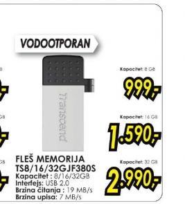 USB flash TS32GJF380S