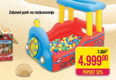 Zabavni park na naduvavanje