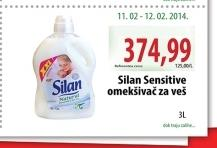 Omekšivač za veš sensitive