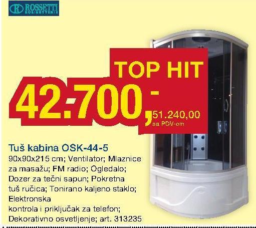 Tuš kabina OSK-44-5