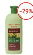 Šampon protiv opadanja kose Recept