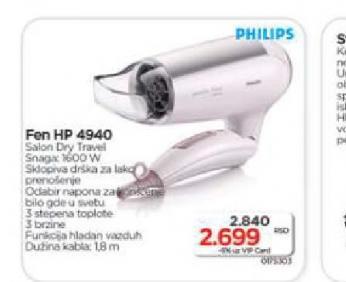 FEN HP 4940