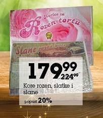 Kore za rozen tortu