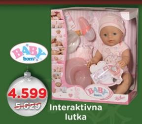 Interaktivna lutka