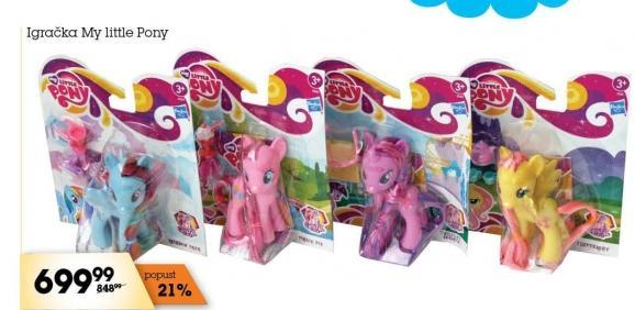 Igračka My litty pony