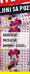 Posteljina Minnie Mouse