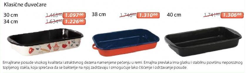 Klasična đuvečara 30cm