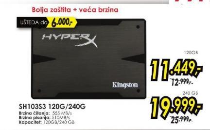 Hard Disk SH103S3 120G