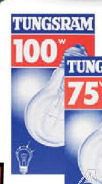 Sijalica E27 100W, Tungsram