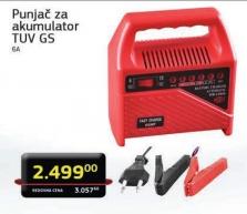 Punjač za akumulator TUV GS