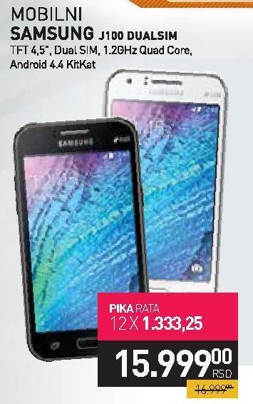 Mobilni telefon Galaxy J100