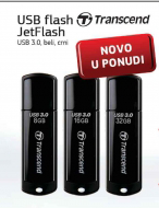 Usb Flash Memorija 8Gb, Transcend