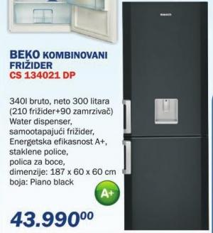 Kombinovani frižider Cs 134021 Dp
