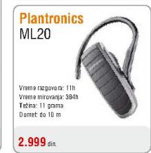 Slušalica bluetooth ML20
