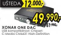 Integrisano pojačalo XONAR ONE DAC