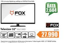 LED Televizor 32LE300D