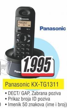 Bežični telefon KX-TG1311