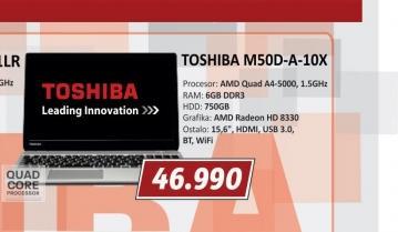 Laptop M50D-A-10X