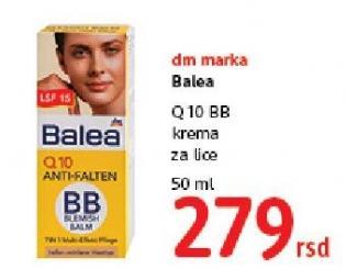 Krema za lice BB Q10