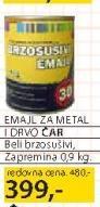 Emajl Čar za drvo i metal