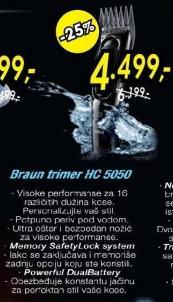 Trimer Hc 5050