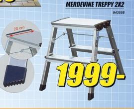 Merdevine Treppy