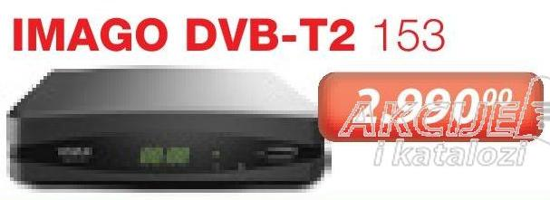 Set Top Box Dvb-T2 153