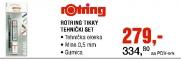 Tehnički set ''Rotring tikky''