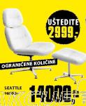 Stolica Seattle + tabure