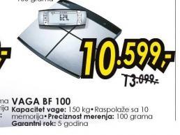 Vaga BF 100