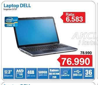 Laptop Inspiron 5737 17.3""