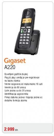 Gigaset A220