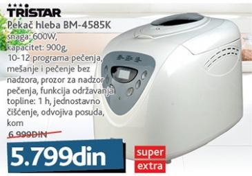 Pekač hleba Bm-4585k