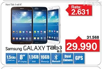 Tablet Galaxy Tab 3 SM-T3100
