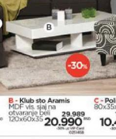 Klub sto Aramis