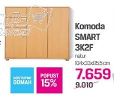 Komoda Smart 3K2F