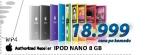 MP4 plejer IPOD NANO 8GB