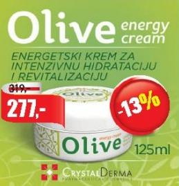 Krema Olive
