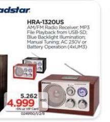 Radio tranzistor HRA-1320US